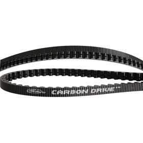 Gates CDX Drive Belt, black